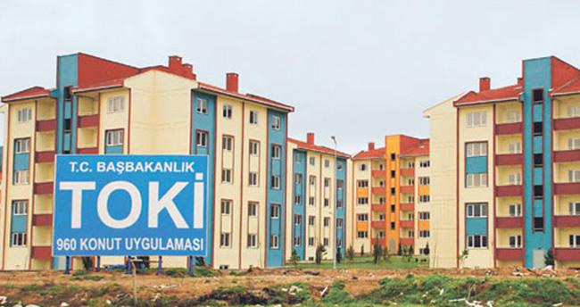 TOKİ Beyşehir'e 469 konut daha inşa edecek