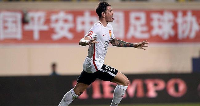 Çin'de sezonun ilk iki golü Ersan'dan