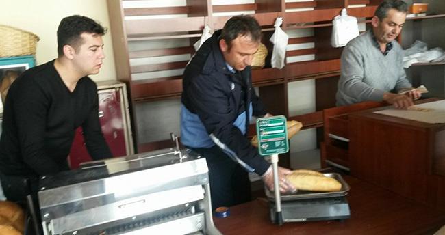Konya'da ekmek zamlandı, zabıta denetime çıktı