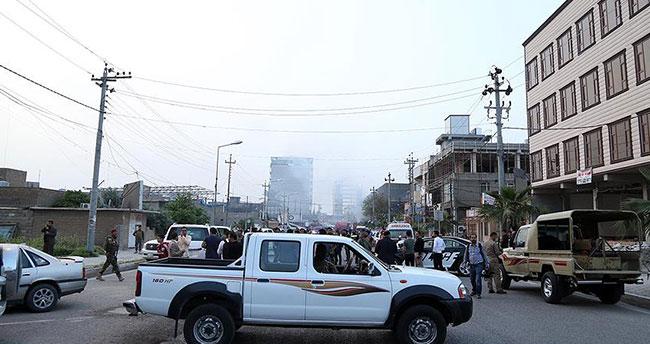 Irak'ta bombalı saldırı: 34 ölü