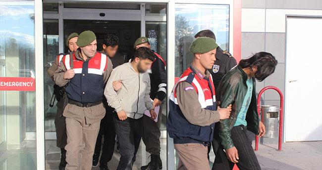 Konya'da sahte altınla dolandırıcılık iddiası