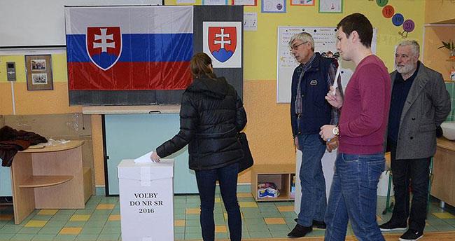 Slovakya'daki genel seçimden koalisyon çıktı