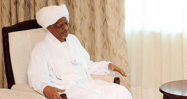 Sudan Halk Kongresi Partisi lideri Turabi vefat etti