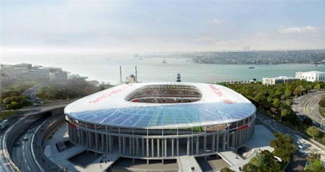 Vodafone Arena için sürpriz tarih