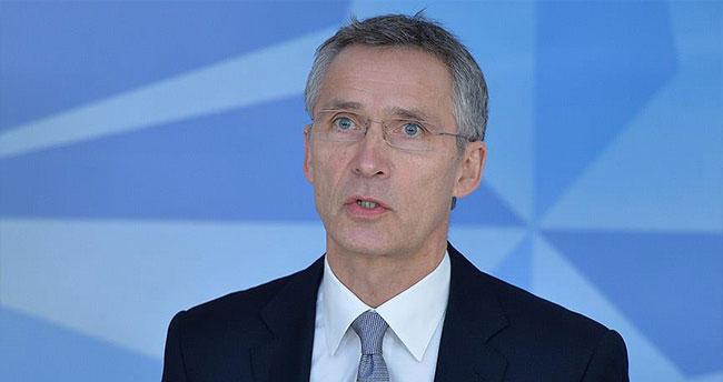 NATO Genel Sekreteri Stoltenberg: NATO gemileri Ege Denizi'nde olacak