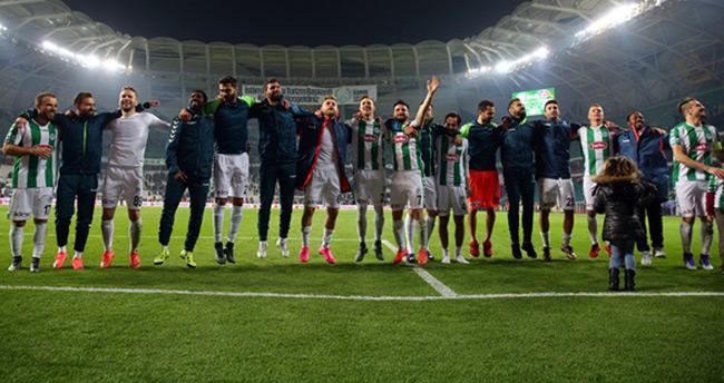 Torku Konyaspor dünya devlerine karşı!