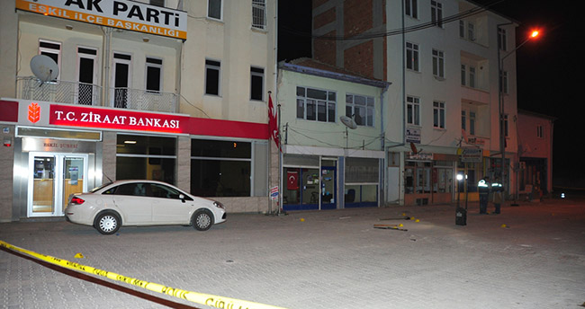 Aksaray'da silahlar konuştu : 2 ölü, 5 yaralı