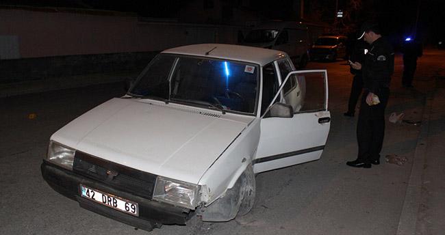 Konya'da yol verme kavgası: 1 ölü, 1 yaralı