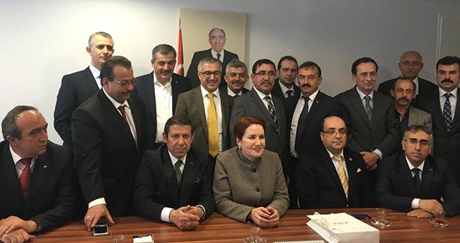 Konyalı Ülkücülerden MHP Genel Başkan Adaylarına Ziyaret