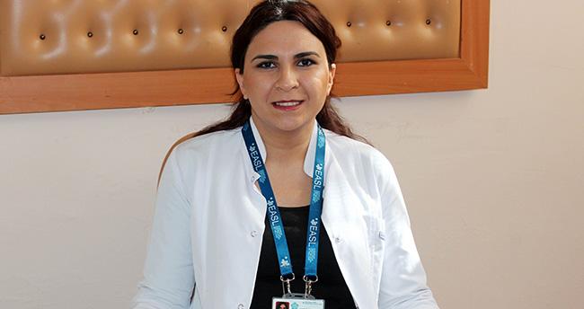 NEÜ Tıp Fakültesi Doktoru Merve Sibel Güngören'in büyük başarısı