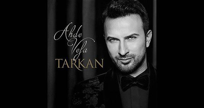 Tarkan'ın yeni albümünde 13 şarkı yer alacak