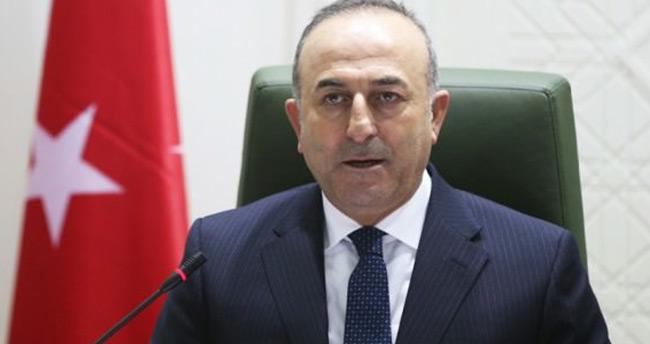 Çavuşoğlu: Sanki Türkiye para dileniyor