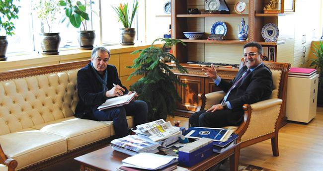 Gençlik ve Spor Bakanlığı Müsteşarı Faruk Özçelik ile röportaj
