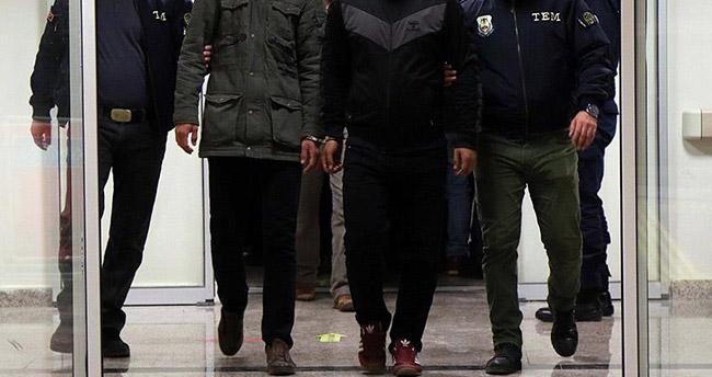 HDP İzmir İl Başkanı Cavit Uğur gözaltında