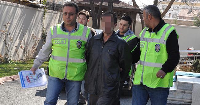 Konya'da sinyal kesici cihazla hırsızlık yapan zanlılar tutuklandı