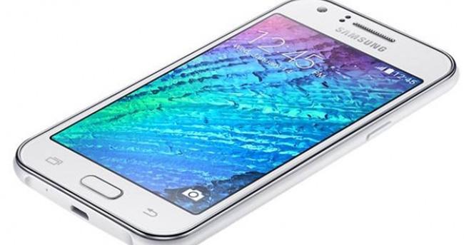 İşte Samsung Galaxy J1