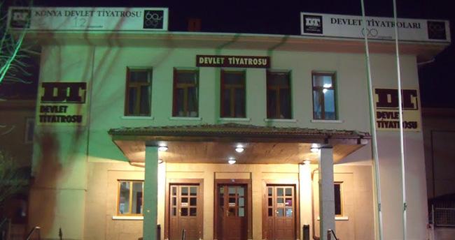 Konya Devlet Tiyatrosu'nda Dördüncü Ay sahnelenecek