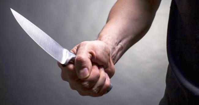 Konya'da bıçaklı kavga