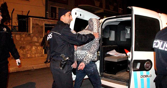 Konya'da hırsızlık iddası: 4 kişi tutuklandı