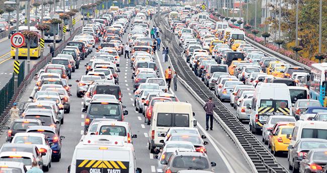 Konya'da ne kadar araç var?