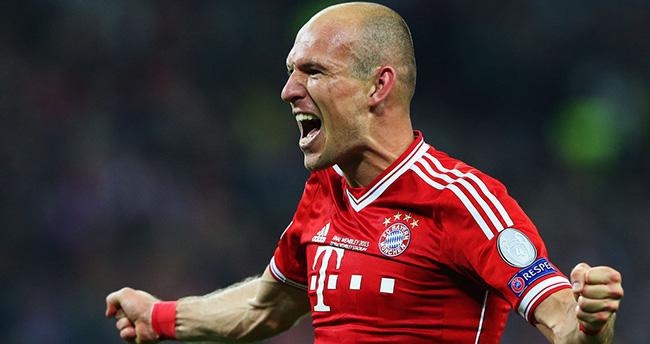 Robben'den heyecanlandıran açıklama: Hayır dersem Türkler…