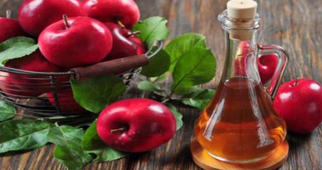 Yastığınıza iki damla elma sirkesi damlatın…