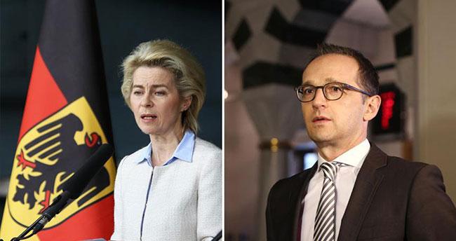 Alman bakanlar, Türkiye ile müzakerelerin ilerletilmesini istedi