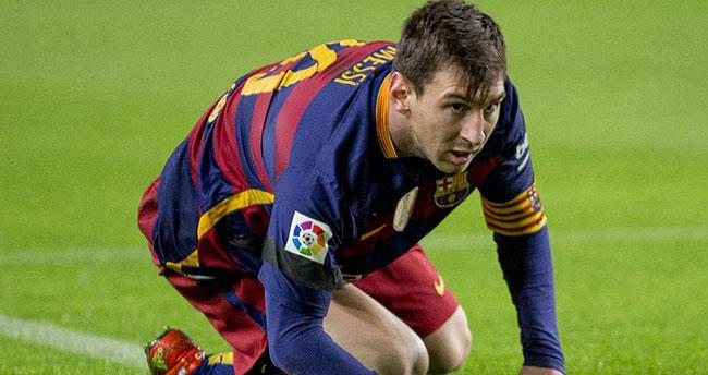 Doktorundan Messi itirafı