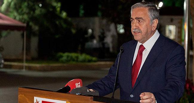 KKTC Cumhurbaşkanı Akıncı'dan Sizopulos'a tepki