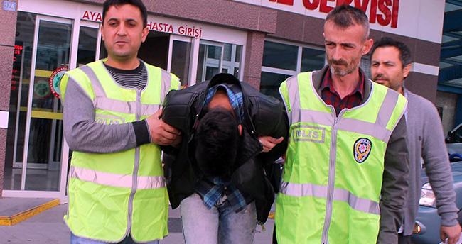 Konya'da ev hanımını dolandırmak isteyen zanlı tutuklandı