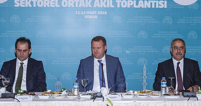 Ortak Akıl Toplantısı'nın 5.'si Konya'da yapıldı
