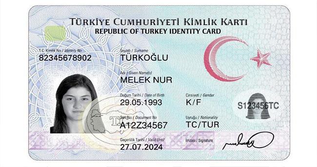 Yeni kimlik kartlarının dağıtımı başlıyor