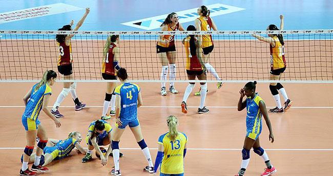 Galatasaray Daikin CEV Kupası'nda finale yükseldi