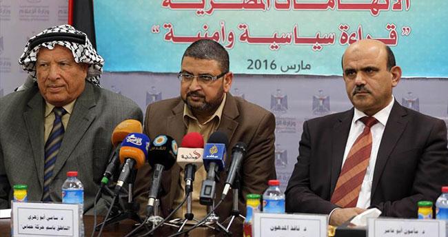 Hamas'ın Mısır'a ziyareti 'yakınlaşma' olarak yorumlanıyor