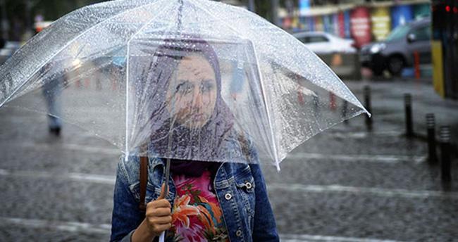 Meteorolojiden Konya'ya sağanak uyarısı