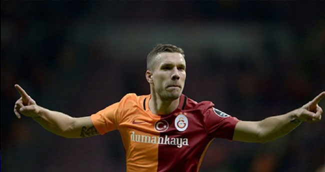 Podolski'ye çılgın teklif