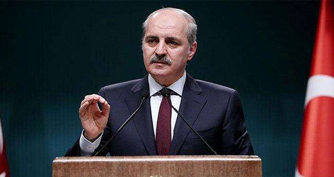 Başbakan Yardımcısı Kurtulmuş: Ülkemizin birliğine yapılmış hain ve alçak bir saldırıdır
