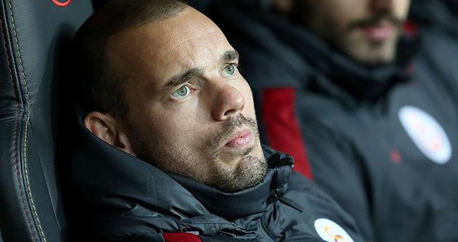 Sneijder'den Umut Bulut açıklaması: Kara bir gün