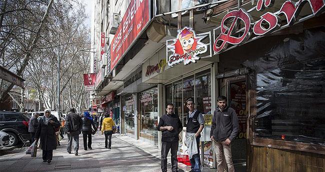Ankara'daki terör saldırısında 379 iş yeri hasar gördü