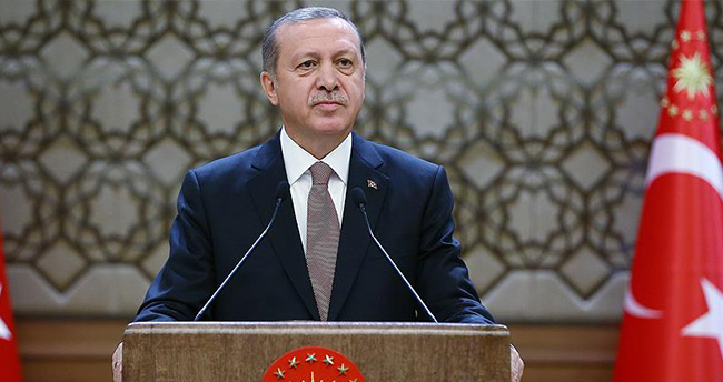Cumhurbaşkanı Erdoğan: Dokunulmazlıklar meselesini süratle neticelendirmeliyiz