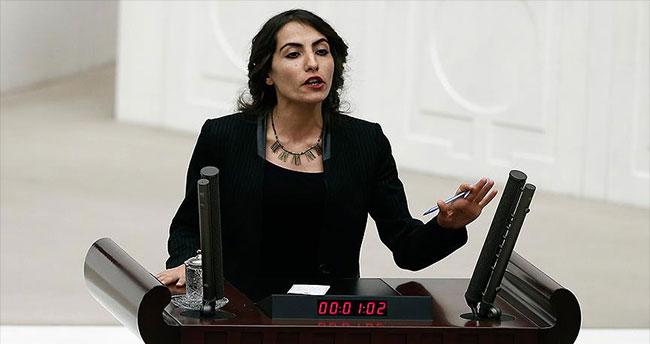 HDP'li Tuğba Hezer Öztürk'ün fezlekesi TBMM'ye gönderildi