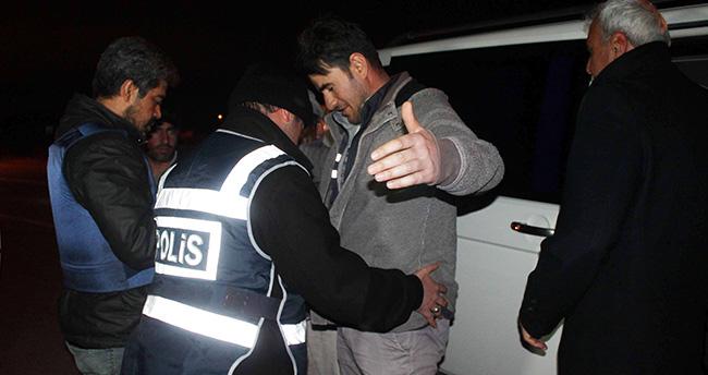 Konya'da 500 polisle terörle mücadele operasyonu