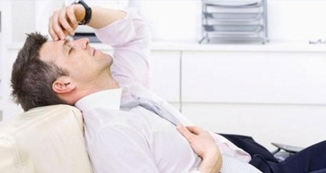 Sürekli yorgun hissediyorsanız dikkat! Sebebi…