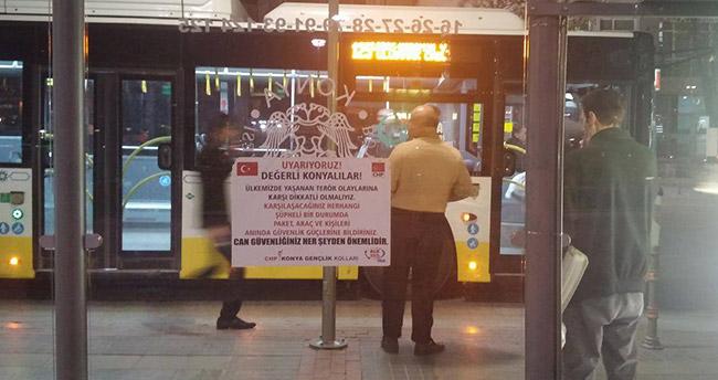 CHP'den Konya'ya uyarı!