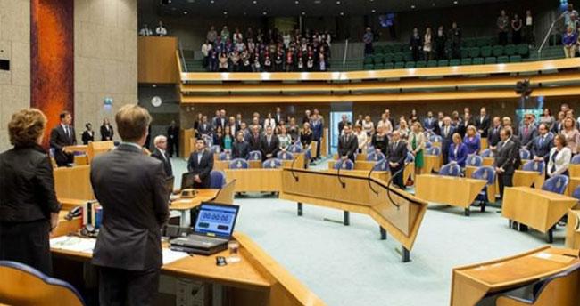 Hollanda'dan PKK'ya saygı