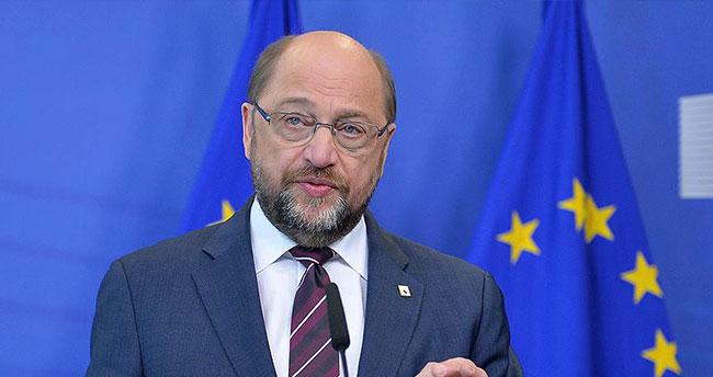 Martin Schulz: AB ile Türkiye sığınmacı meselesinde anlaşmaya varacak