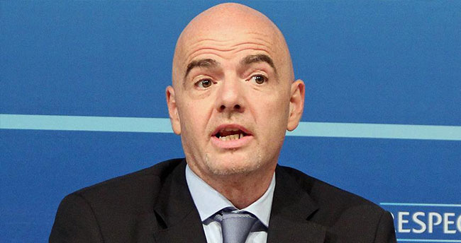 Infantino'dan maaş açıklaması