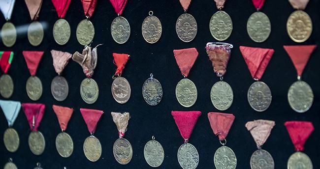 Konyalı işadamı İstiklal Madalyası koleksiyonunu bağışlayacak