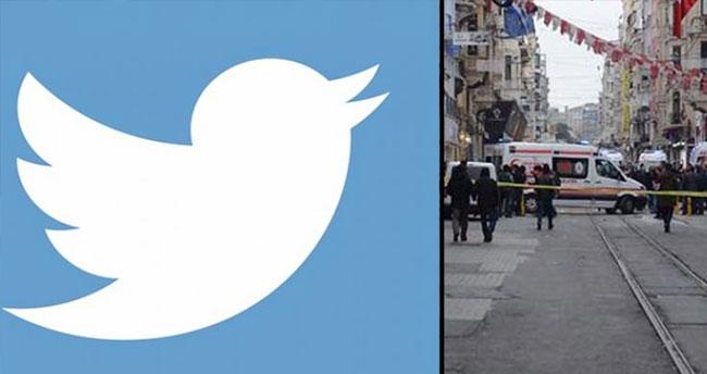Saldırı sonrası Twitter 'Teşekkürler Almanya' dedi