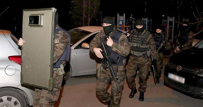 Van'da PKK'nın hücre evine operasyon: 5 gözaltı